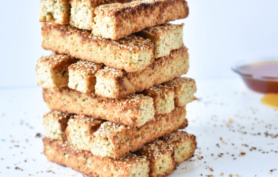 Cookie Exchanges – Anise Biscotti